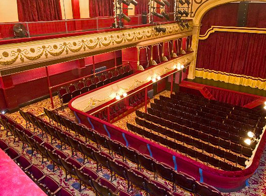 Leeds City Varieties Theatre
