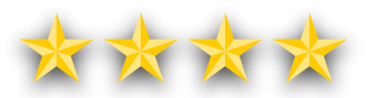 Four Star Review Icons